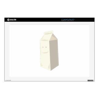 """Milk Carton 17"""" Laptop Skins"""