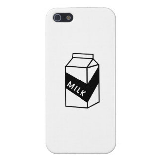 Milk Carton Cover For iPhone 5/5S