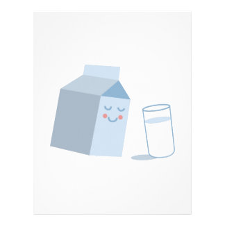 Milk Carton Letterhead