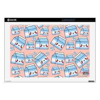 """MILK Carton Minis 17"""" Laptop Skin"""