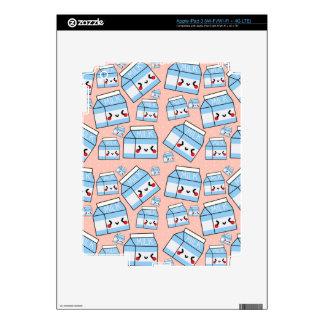 MILK Carton Minis Decals For iPad 3