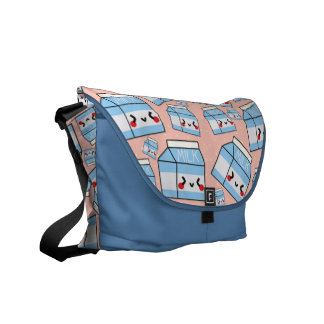 MILK Carton Minis Messenger Bag