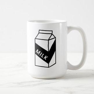 Milk Carton Coffee Mugs