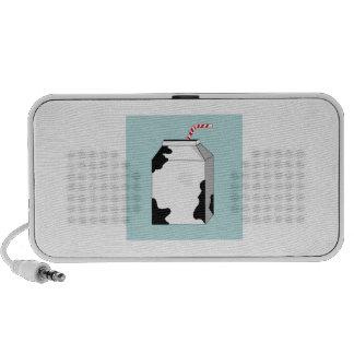 Milk Carton Mini Speakers