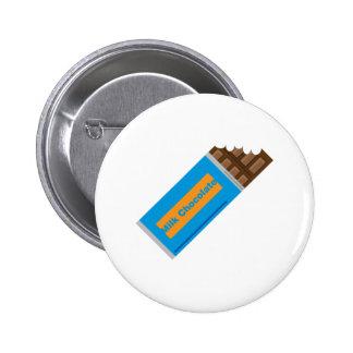 Milk Chocolate Button