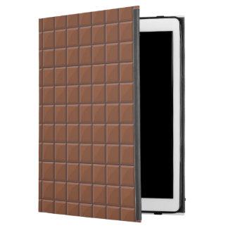 Milk chocolate iPad pro case