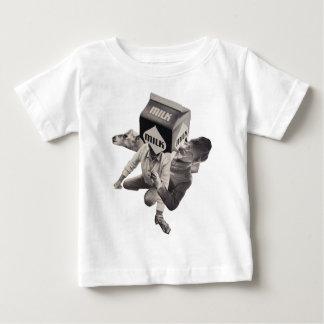 Milk collage T-shirt, infants Tshirts