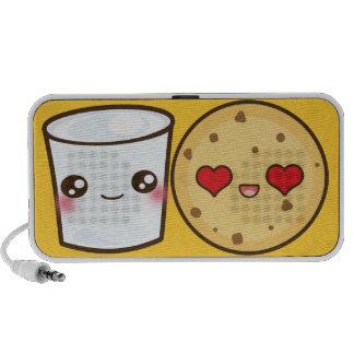 Milk & Cookies Couple Mini Speakers