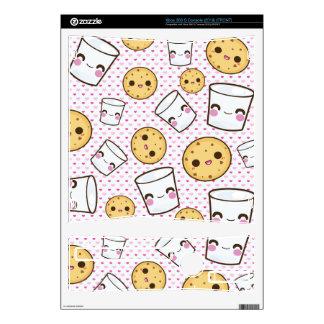 Milk & Cookies Xbox 360 S Skin