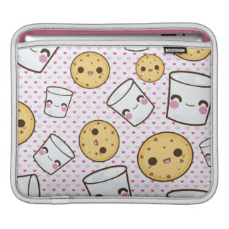 Milk & Cookies Sleeve For iPads