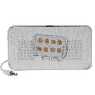 Milk & Cookies iPod Speakers
