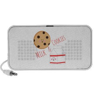 Milk & Cookies iPhone Speaker