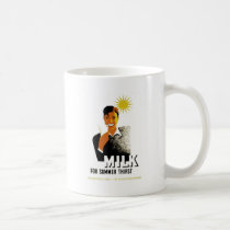Milk for Summer Thirst Coffee Mug