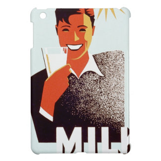 Milk - for summer thirst iPad mini cover