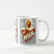 Milk for Warmth Coffee Mug