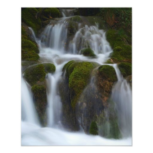 Milk Fountain Photo Print
