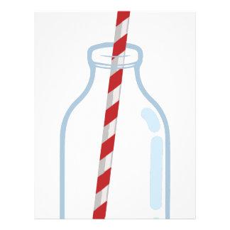 Milk Jug Letterhead