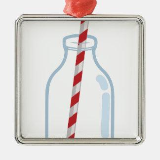 Milk Jug Metal Ornament