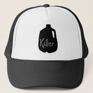 Milk killer line trucker hat