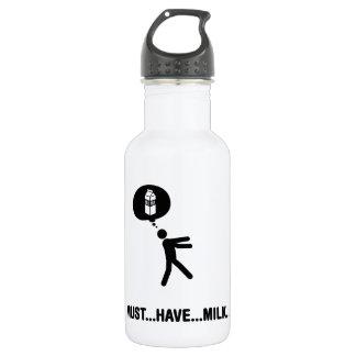 Milk Lover Water Bottle