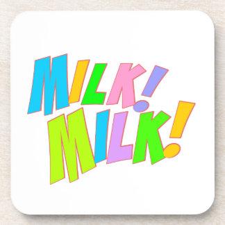 Milk Milk Coaster