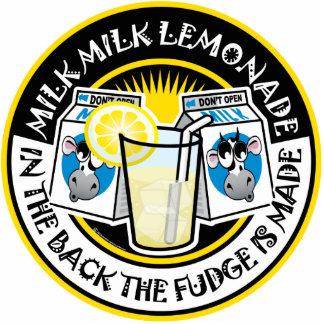 Milk Milk Lemonade Standing Photo Sculpture