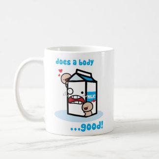 Milk Mug (Plain)