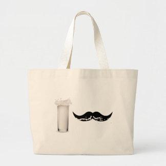 Milk Mustache Bag