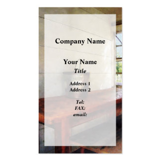 Milk Pail Business Card