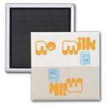 Milk Reminder - Magnet