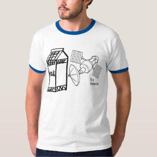 Milk-satelite T-shirt