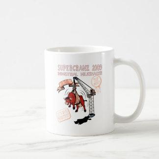Milk Shake Machine ~ Funny New Invention Classic White Coffee Mug