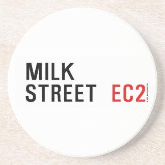 Milk Street Beverage Coaster
