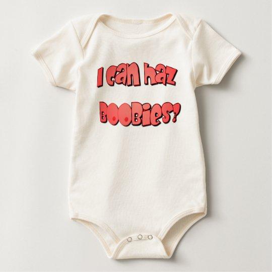Milk Sucker Baby Bodysuit