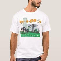 Milk Truck Delivers T-Shirt