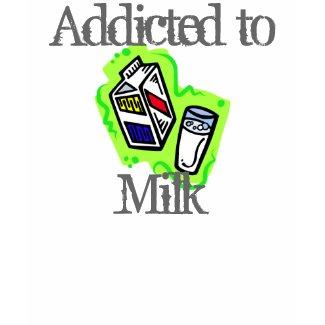 Milk shirt