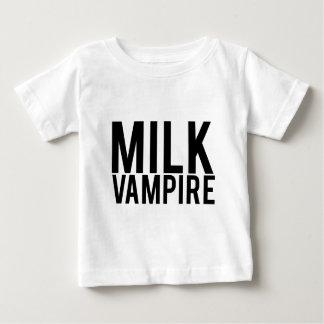 Milk Vampire Baby T-Shirt
