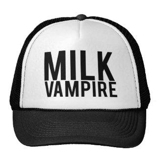 Milk Vampire Trucker Hat
