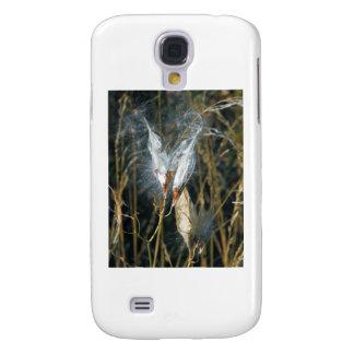 Milk Weed Pods Samsung Galaxy S4 Cases