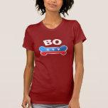 Milkbone de BO Obama Camisetas