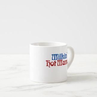 Milkin hot mama espresso cup