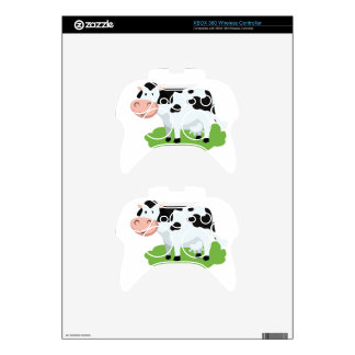 milking cow in the garden xbox 360 controller skins