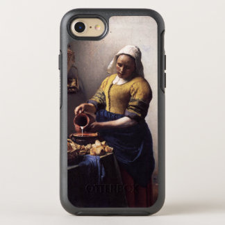 Milkmaid by Johannes Vermeer OtterBox Symmetry iPhone 7 Case