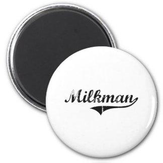 Milkman Professional Job Magnet