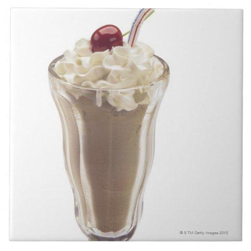 Milkshake Azulejo Cerámica