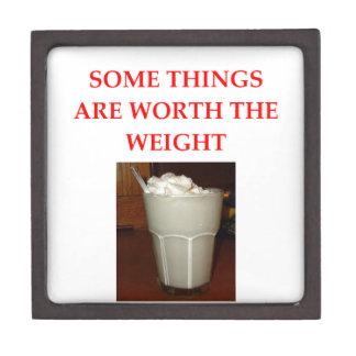 milkshake gift box