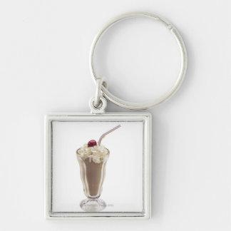 Milkshake Keychain