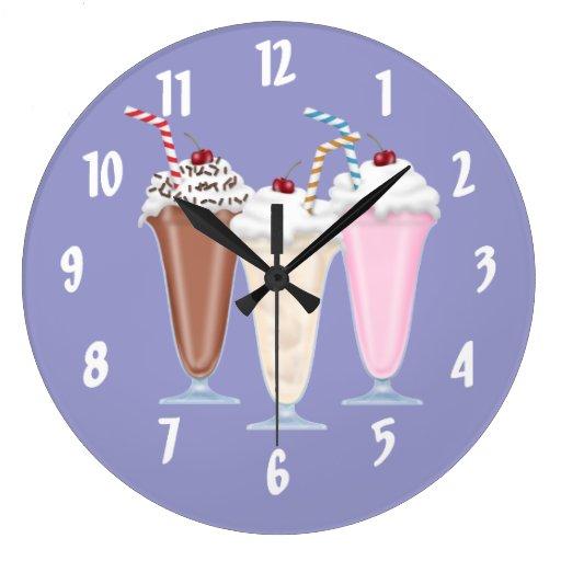 Milkshake Reloj