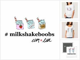 Milkshakeboobs