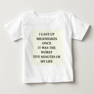 MILKSHAKES.jpg Baby T-Shirt